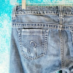 Guess Jeans - Y2K Guess Jeans Daredevil Flare Denim Jeans